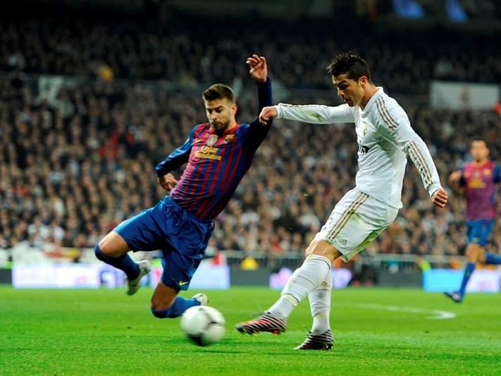 Adeptos do Real querem festejar em Camp Nou