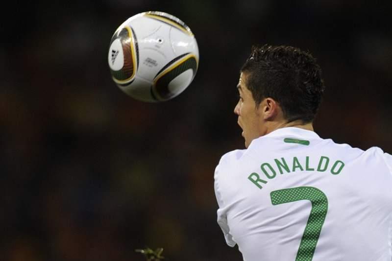 Última capa do ano na Marca é de Ronaldo