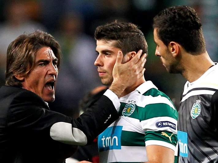 «Todos têm condições para ser capitão do Sporting»