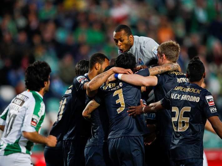 Janko feliz com derrota do Benfica