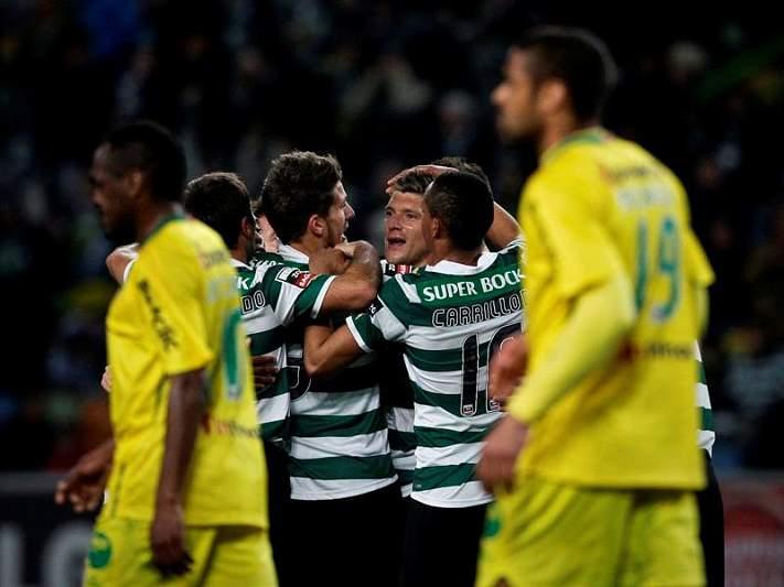 Maioria apostou na vitória do Sporting