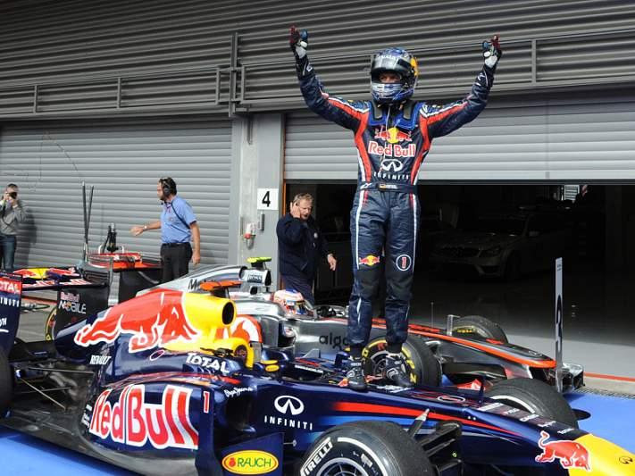 Vettel ansioso por novo carro