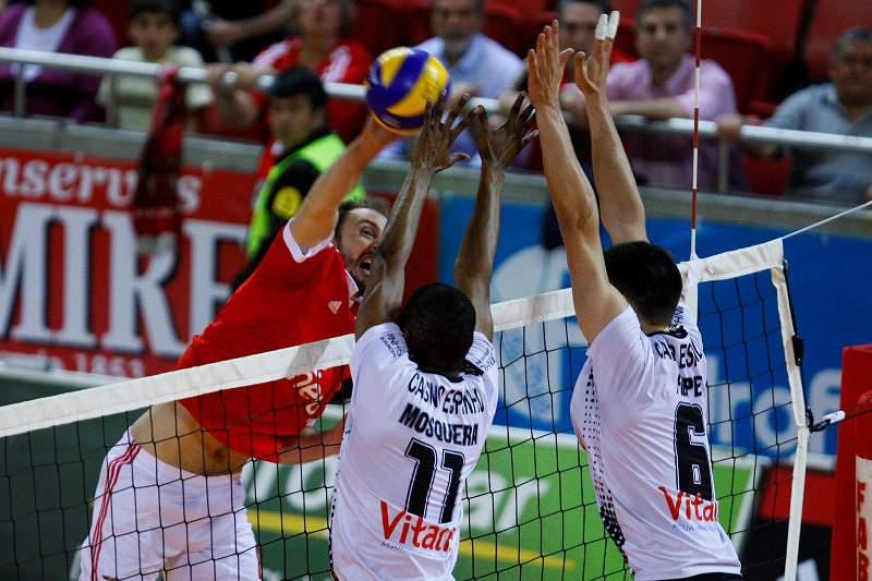 Benfica inicia defesa do título frente à Académica de Espinho