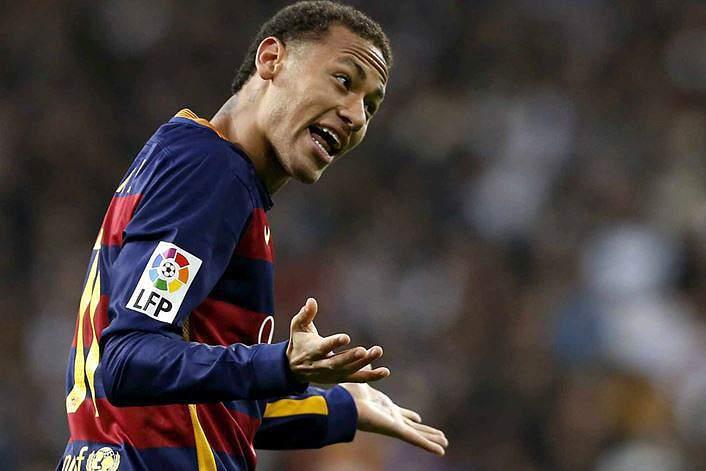 Barcelona acredita que Neymar