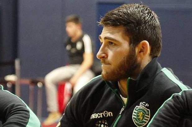 Judoca português Anri Egutidze conquista ouro na Taça da Europa de sub-21