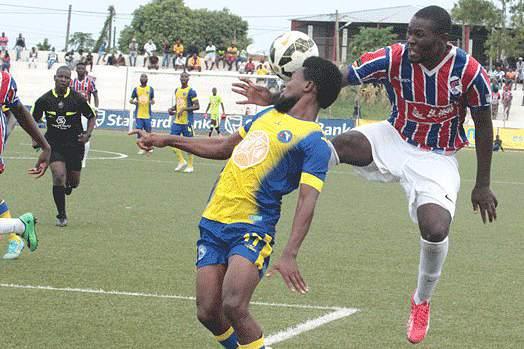 Maxaquene e Costa do Sol disputam a 2ª eliminatória da Taça de Moçambique
