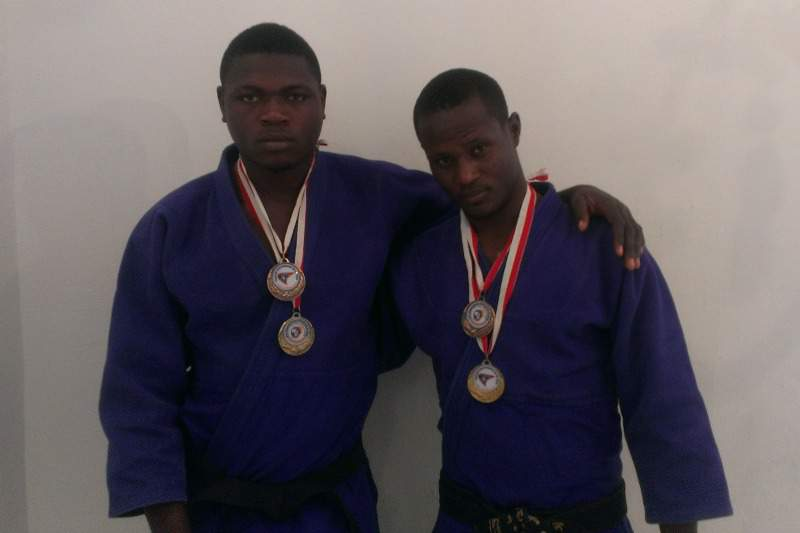 Ju Jitsu Angola