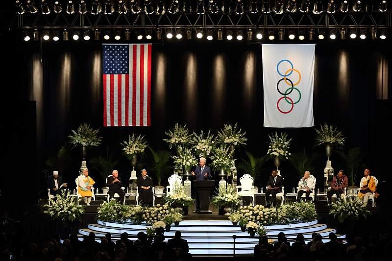 Funeral de Muhammad Ali