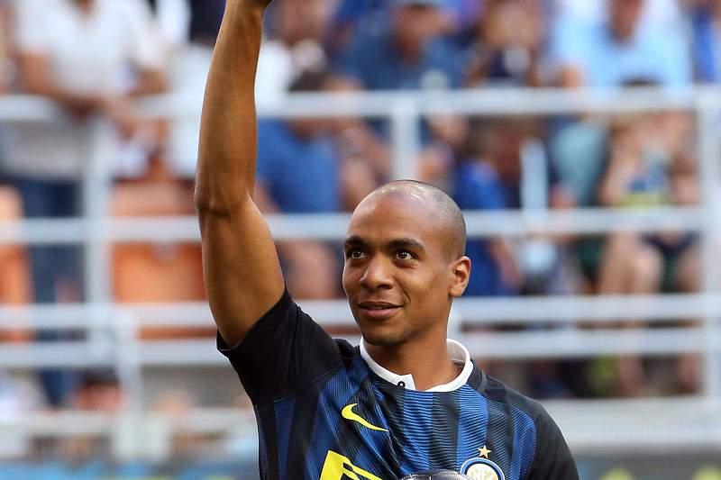 João Mário apresentado no Inter