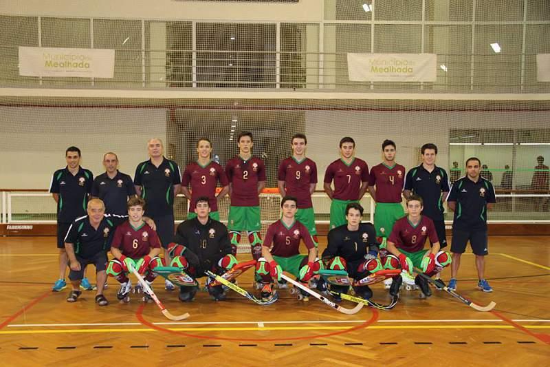 Seleção portuguesa de hóquei em patins de sub-17