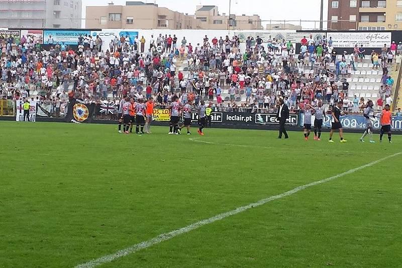 Varzim vence Benfica B por 2-1