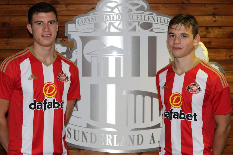 Sunderland contrata Paddy McNair e Donald Love ao Manchester United