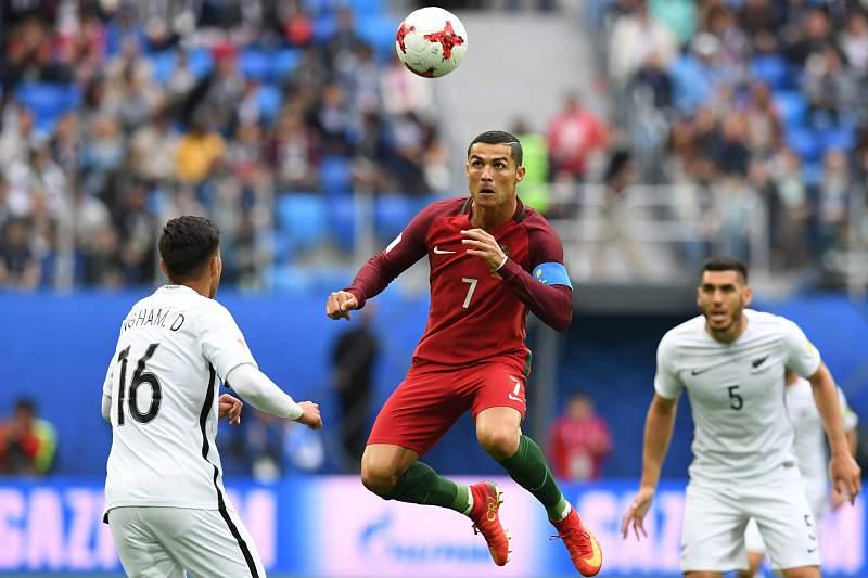 Taça das Confederações: Ronaldo