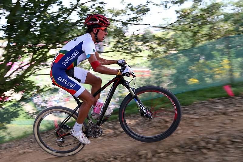 Londres2012: Ciclismo: David Rosa