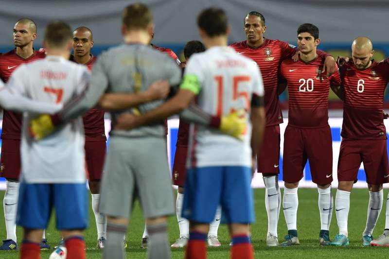 Rússia vs Portugal
