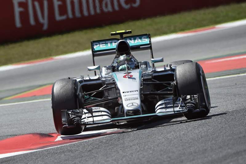 Rosberg vence GP de Espanha de Fórmula 1 e aproxima-se de líder Hamilton