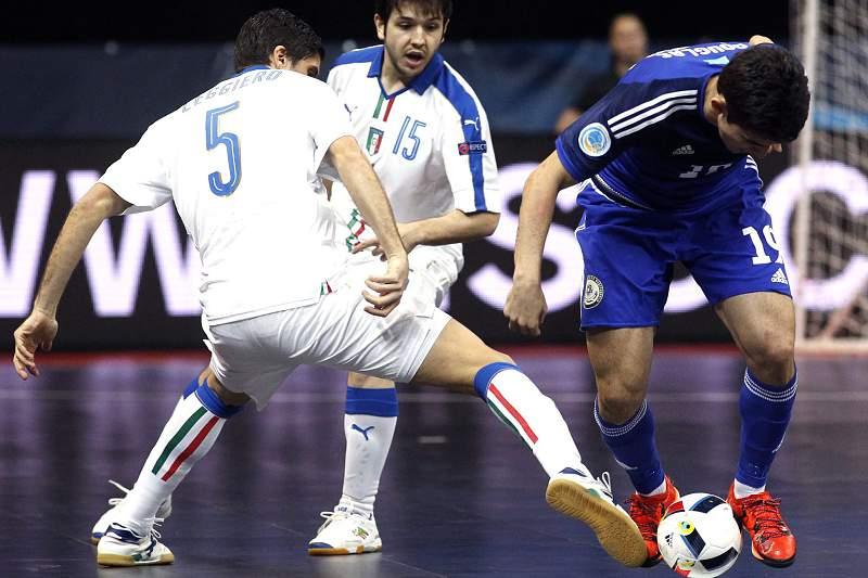 Euro Futsal: Itália - Cazaquistão