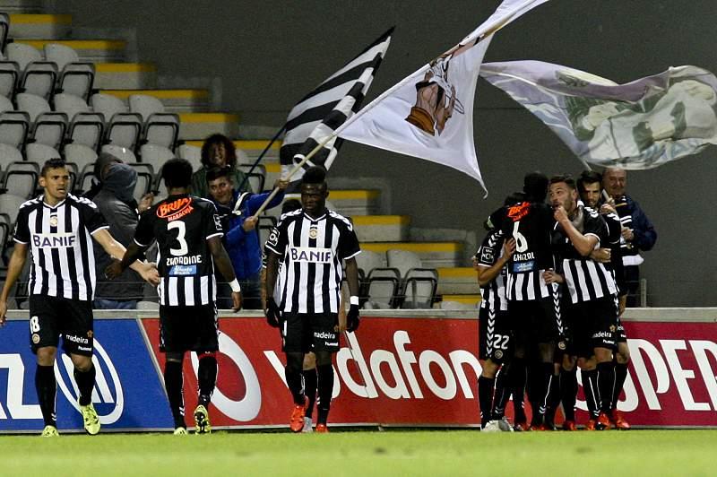 Nacional vence Marítimo no dérbi madeirense