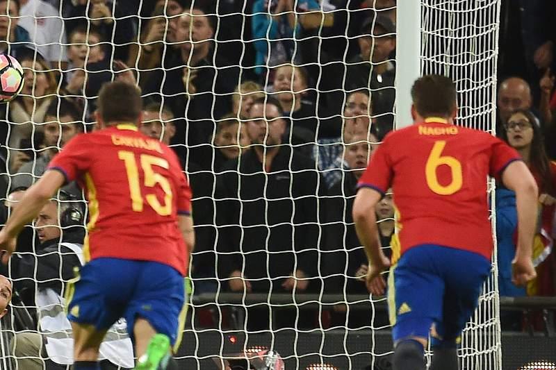 Inglaterra - Espanha
