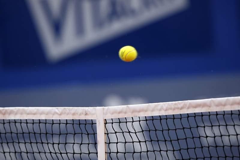 (Arquivo) Tenis