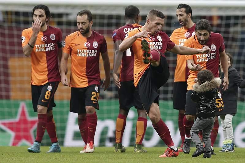 Galatasaray vs Benfica