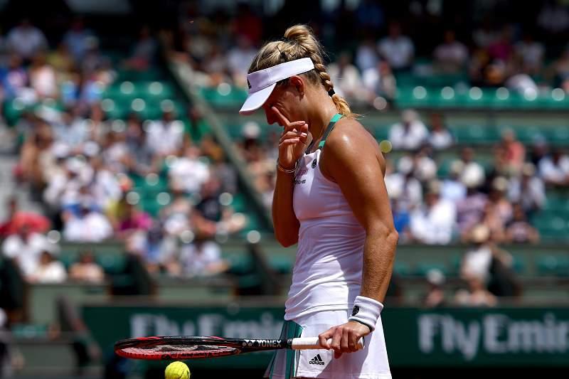 Angelique Kerber, tenista alemã