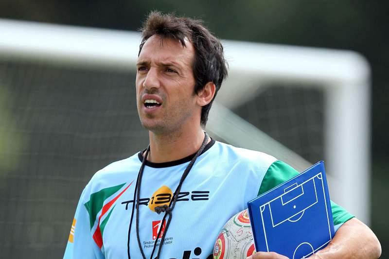 Nandinho apresentado como treinador do Gil Vicente com olhos na I Liga
