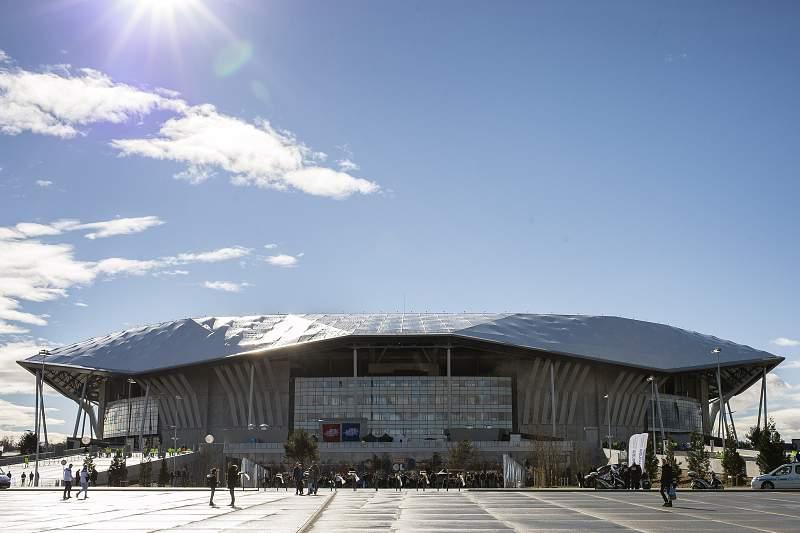 Stade de Lyon