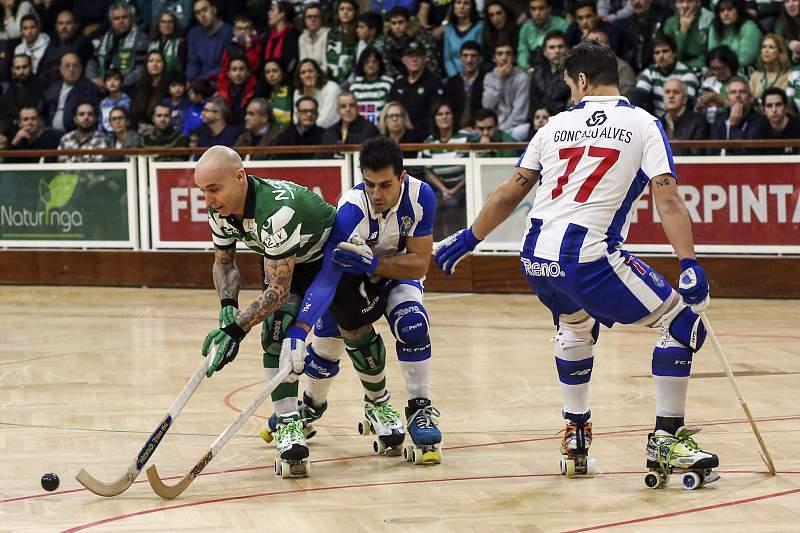 Hóquei em patins: Sporting - FC Porto