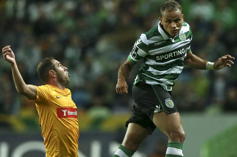 Bruno César alinhou contra o Sporting