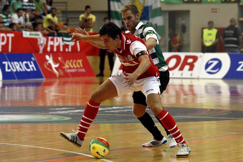 Futsal: Sporting - Sp Braga