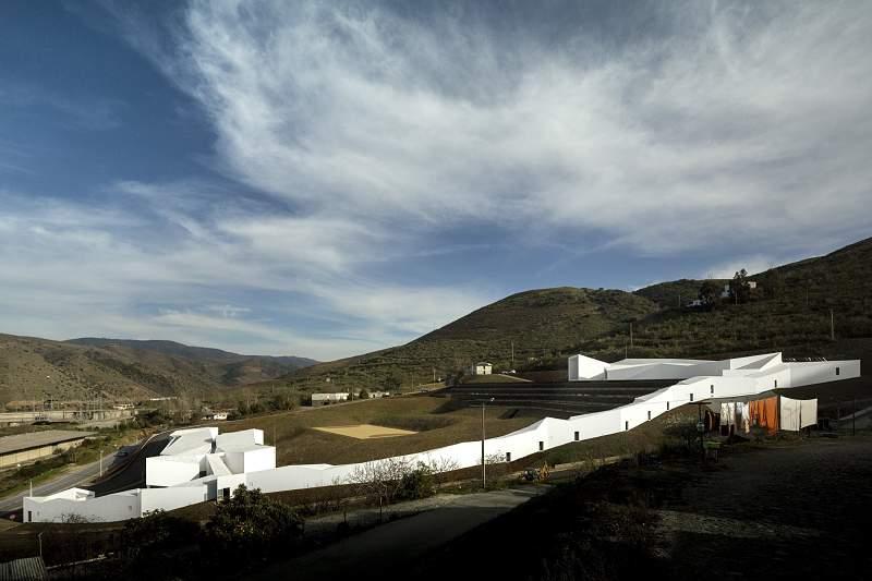 Centro de Alto Rendimento de Remo do Pocinho nomeado para prémio alemão de design