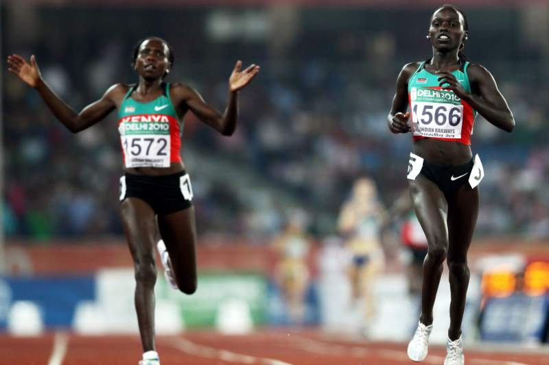 Vivian Cheruiyot vai correr na meia-maratona de Lisboa