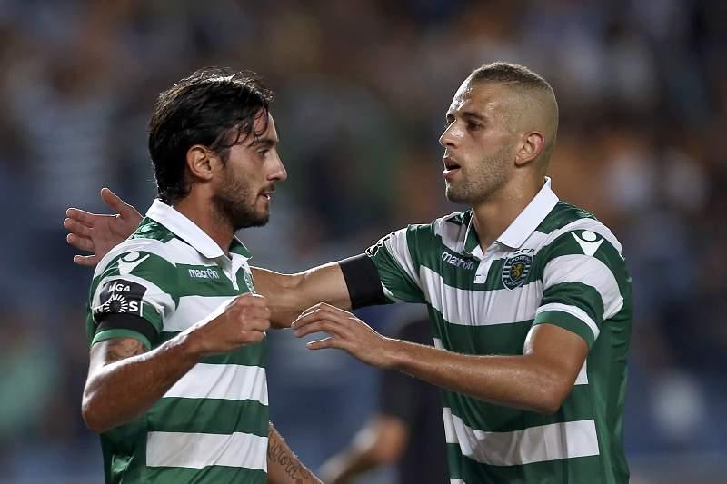 Academica vs Sporting Lisbon