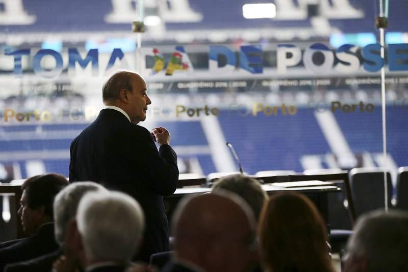 Cerimónia de tomada de posse dos órgãos sociais do FC Porto