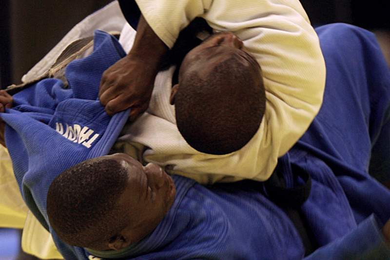 Judo África