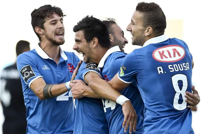 Belenenses consegue primeira vitória na Liga