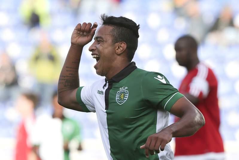 Matheus marca pelo Sporting