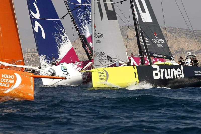 Volvo Ocean Race 2014-2015