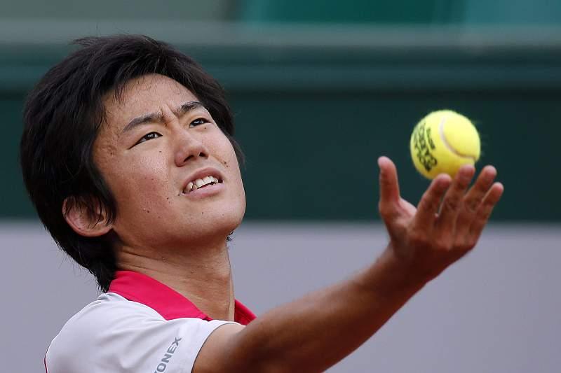 Yoshihito Nishioka, tenista japonês
