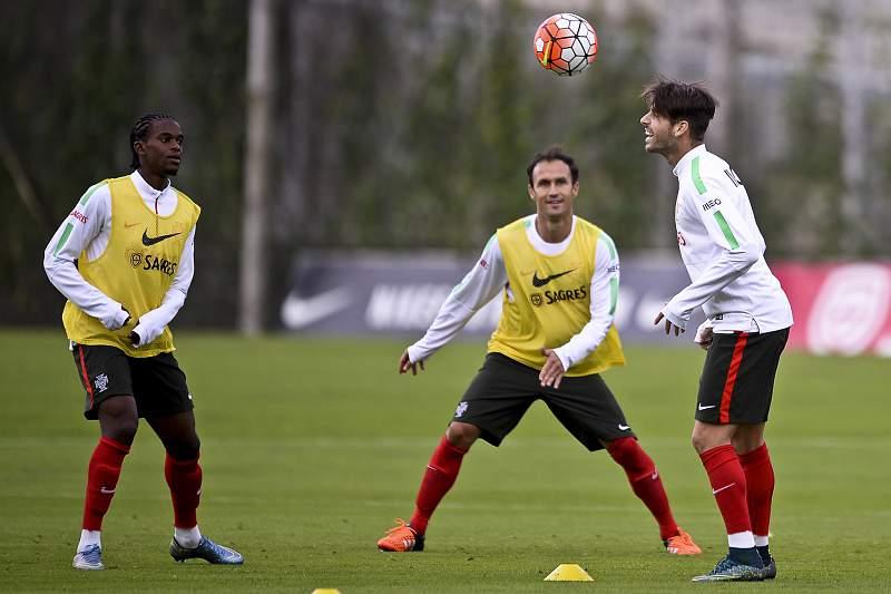 Estágio da seleção portuguesa de futebol