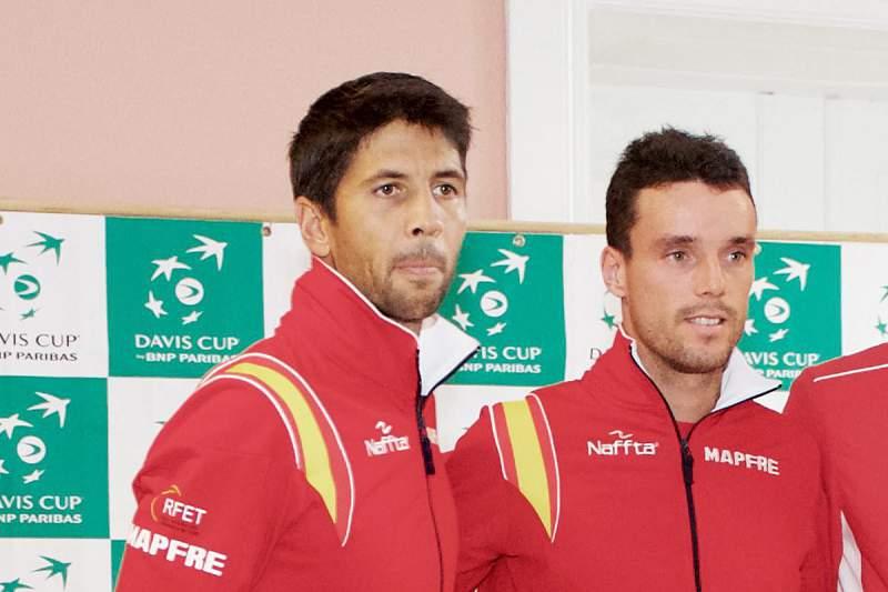 Marc Lopez e David Marrero desistiram hoje do Estoril Open