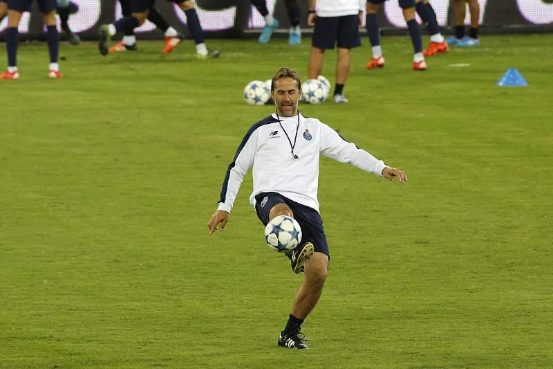 FC Porto training