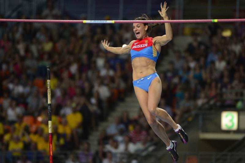 Yelena Isinbayeva poderá não se despedir do atletismo no Rio2016