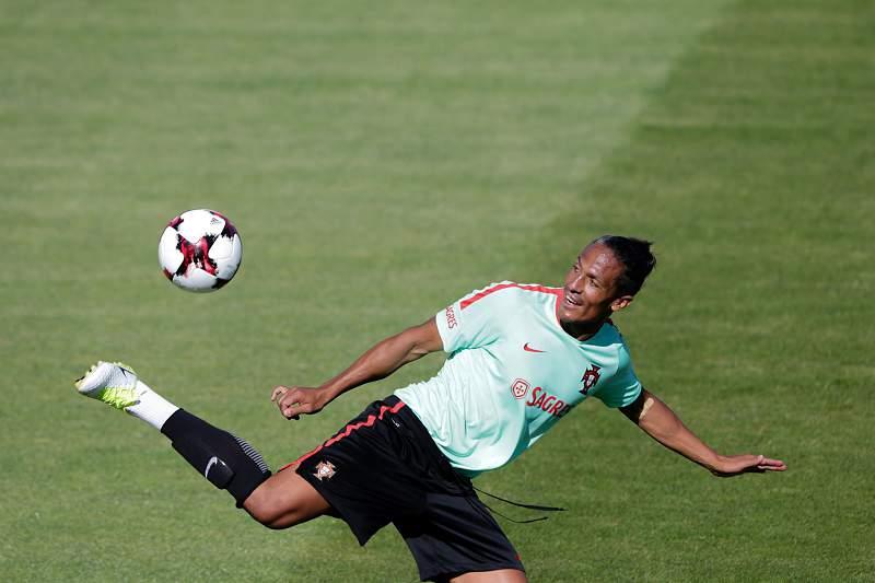 Bruno Alves, jogador da seleção