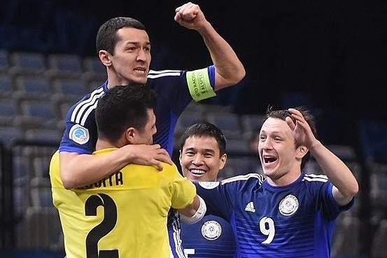 Cazaquistão vence