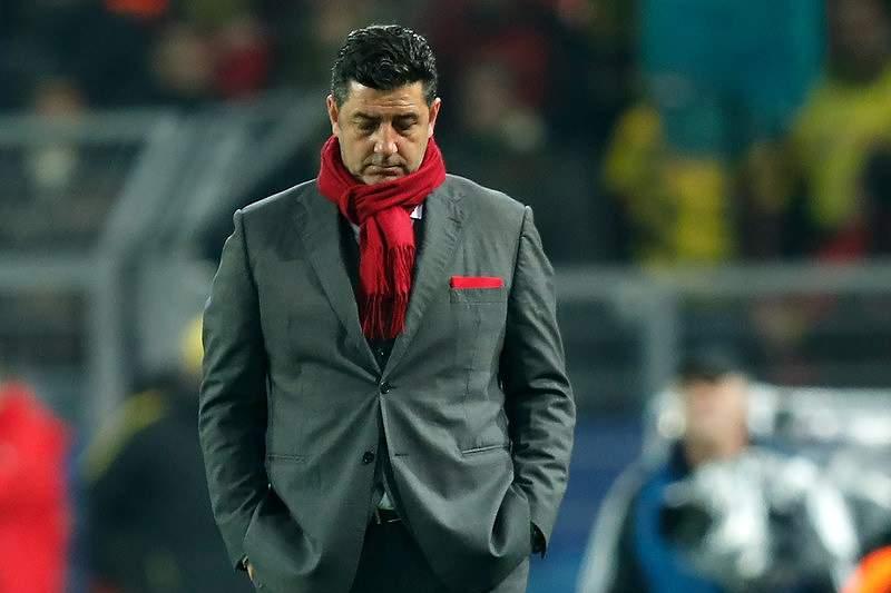 Benfica sofreu frente ao Dortmund a maior derrota desde 2010/2011