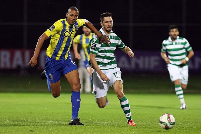 União da Madeira vs Sporting