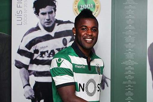 Joel Campbell foi confirmado como reforço do Sporting