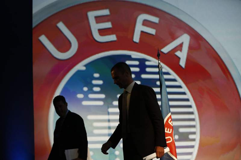 12th Extraordinary UEFA Congress in Athens